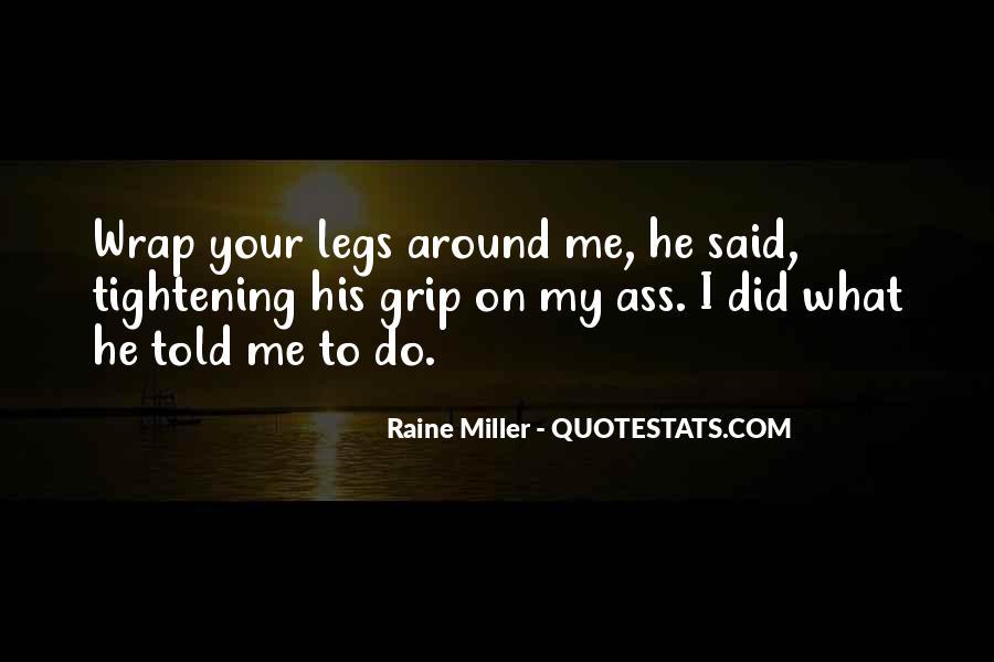 Raine Miller Quotes #331787