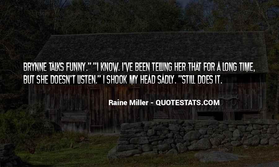 Raine Miller Quotes #344391