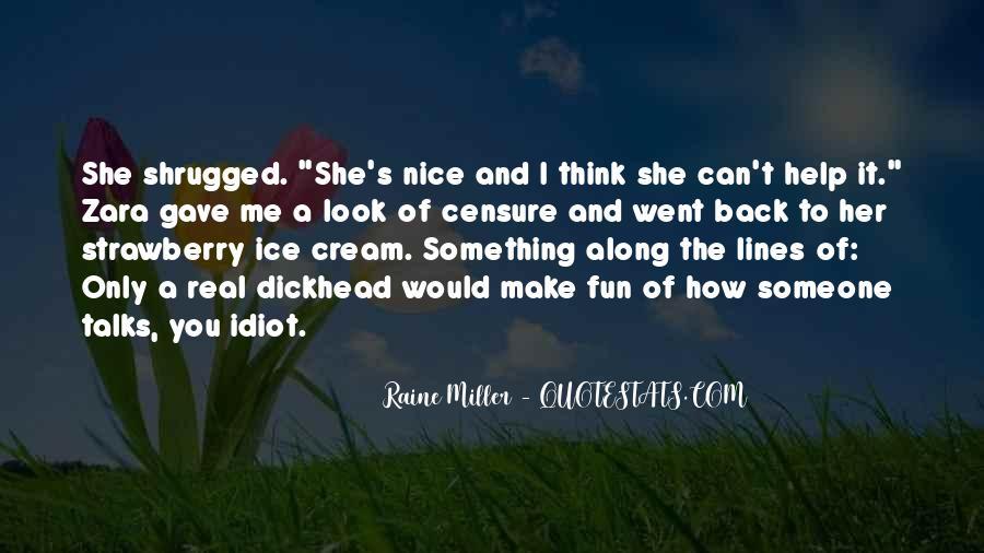 Raine Miller Quotes #37305