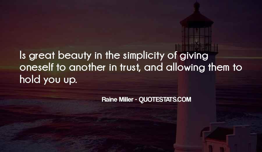 Raine Miller Quotes #545791