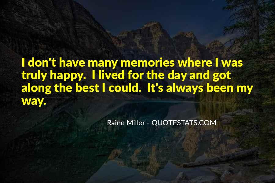 Raine Miller Quotes #610048