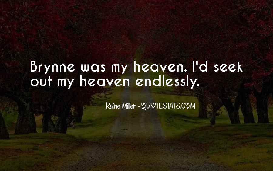 Raine Miller Quotes #73889