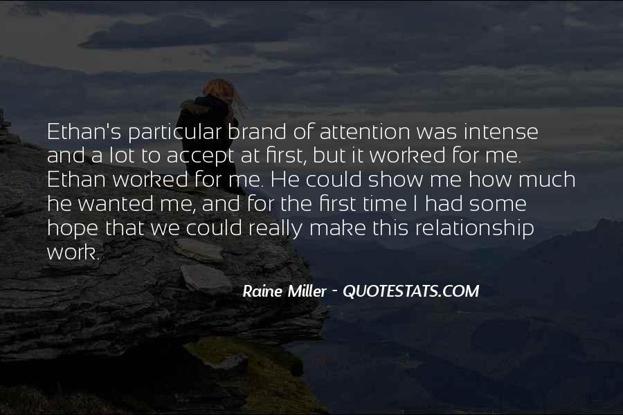 Raine Miller Quotes #792971