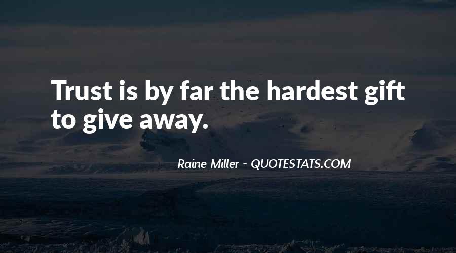 Raine Miller Quotes #901123