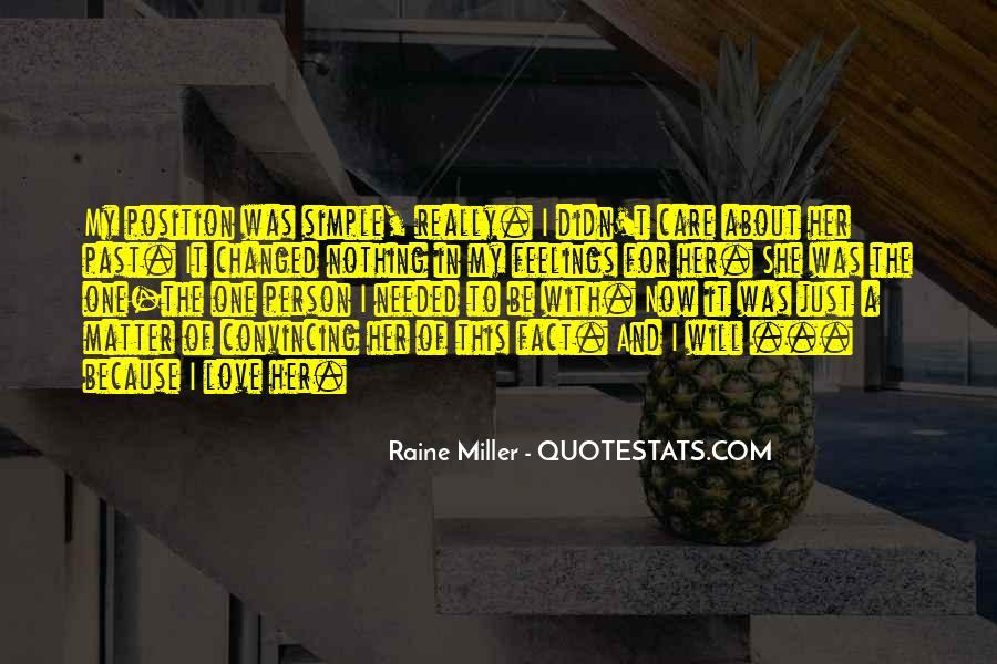 Raine Miller Quotes #978720