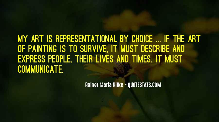 Rainer Maria Rilke Quotes #1071525