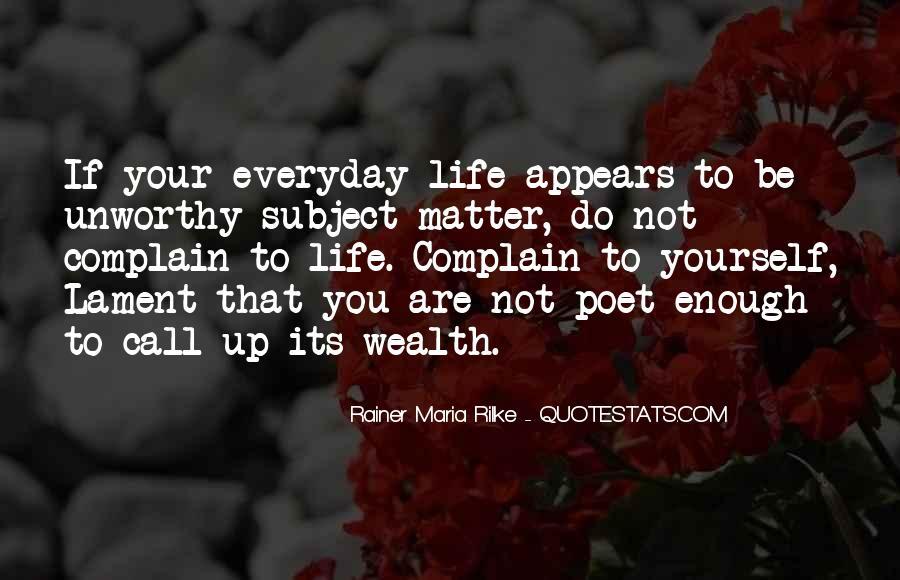 Rainer Maria Rilke Quotes #1284890