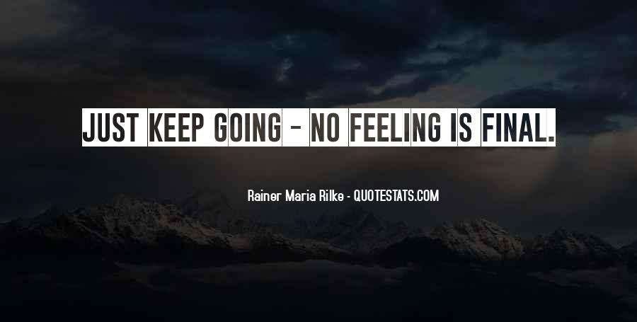 Rainer Maria Rilke Quotes #136882