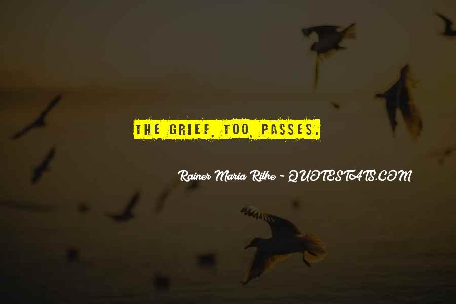 Rainer Maria Rilke Quotes #1404291