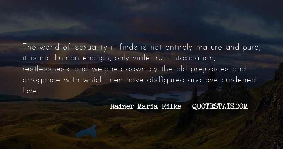 Rainer Maria Rilke Quotes #1566518