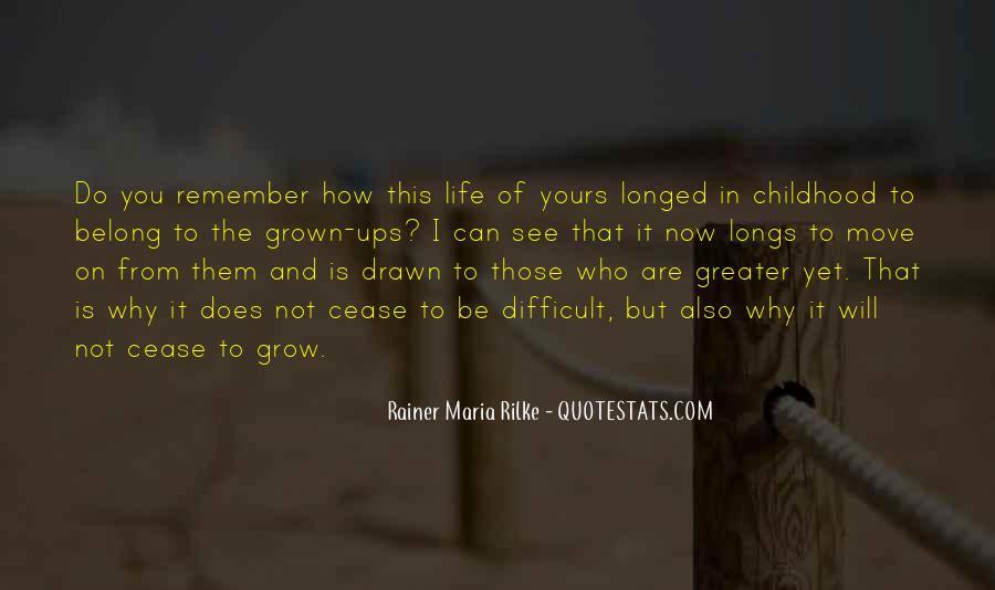 Rainer Maria Rilke Quotes #1615269