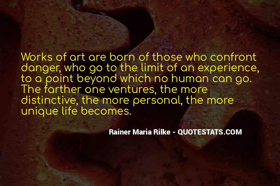 Rainer Maria Rilke Quotes #1696991
