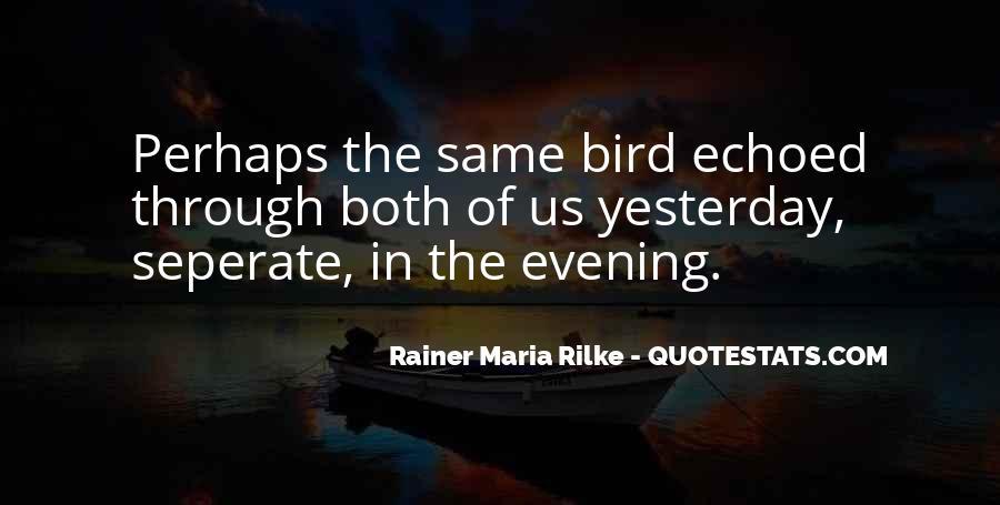 Rainer Maria Rilke Quotes #175394