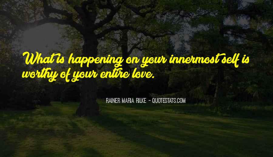 Rainer Maria Rilke Quotes #1864347