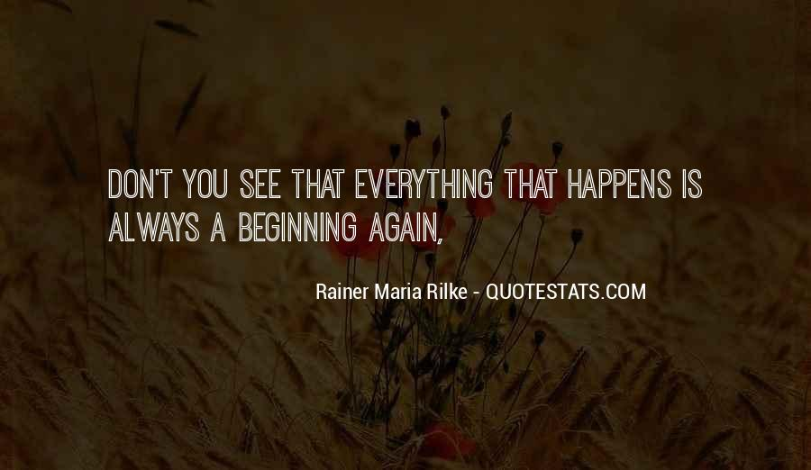 Rainer Maria Rilke Quotes #190794