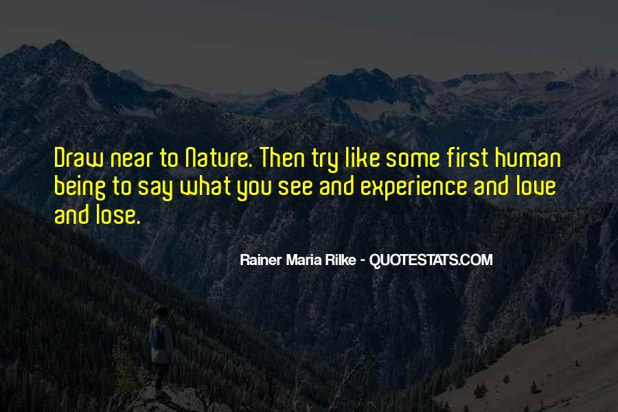 Rainer Maria Rilke Quotes #255285