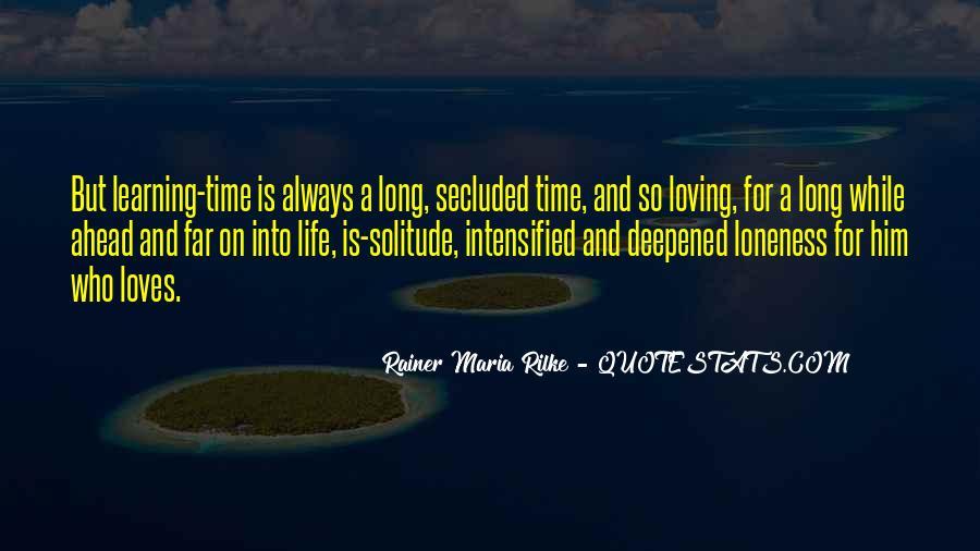 Rainer Maria Rilke Quotes #364727