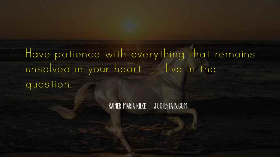 Rainer Maria Rilke Quotes #471537