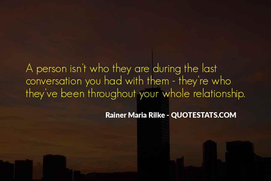 Rainer Maria Rilke Quotes #484459