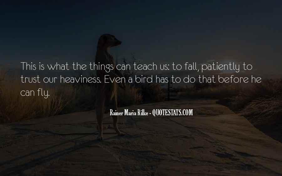 Rainer Maria Rilke Quotes #577540