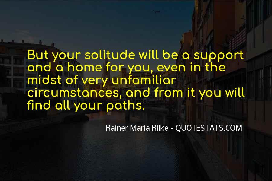 Rainer Maria Rilke Quotes #65579