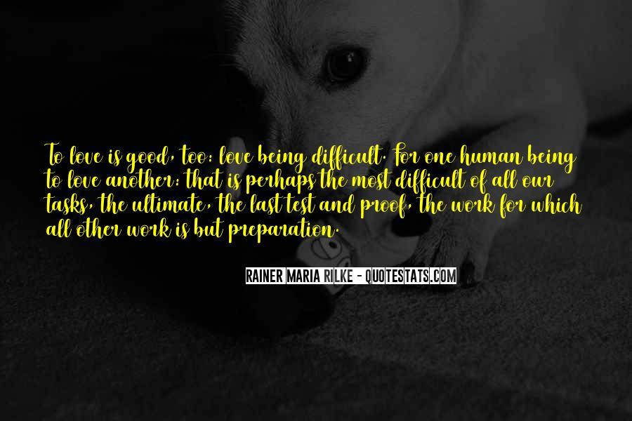 Rainer Maria Rilke Quotes #696041