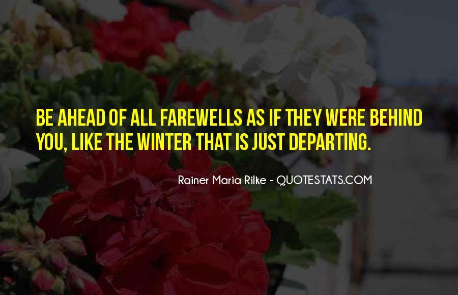 Rainer Maria Rilke Quotes #724109
