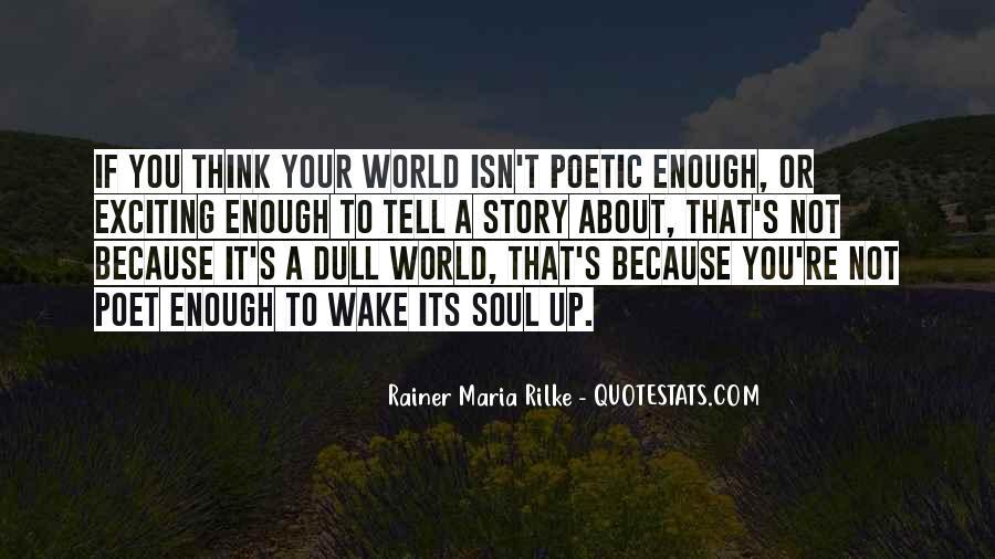 Rainer Maria Rilke Quotes #729838