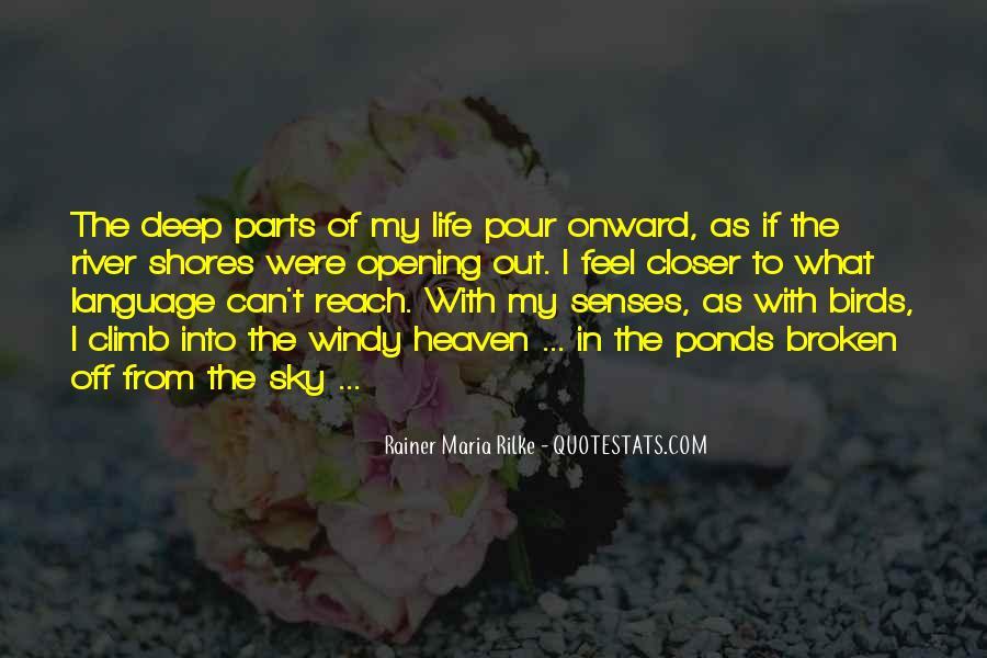 Rainer Maria Rilke Quotes #774333