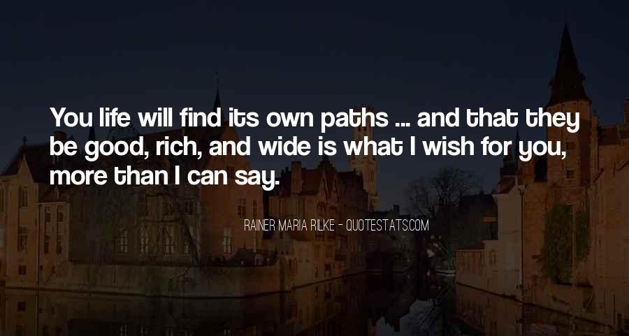 Rainer Maria Rilke Quotes #795634