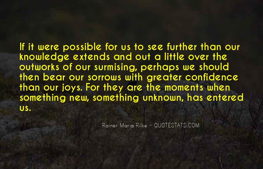 Rainer Maria Rilke Quotes #804077