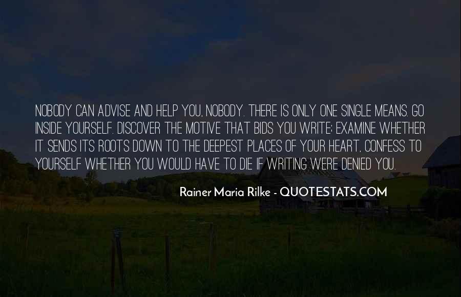 Rainer Maria Rilke Quotes #871742