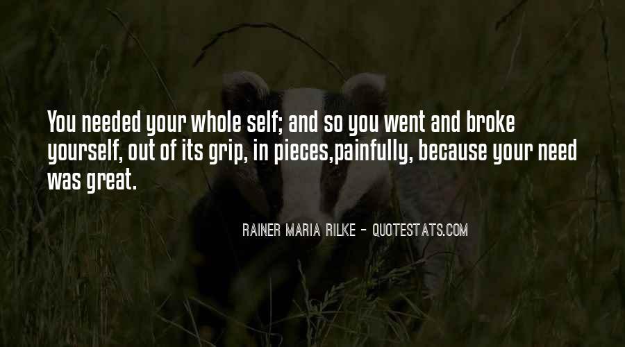 Rainer Maria Rilke Quotes #921964