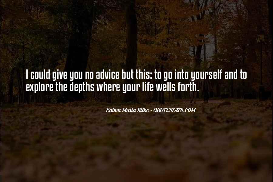 Rainer Maria Rilke Quotes #925810