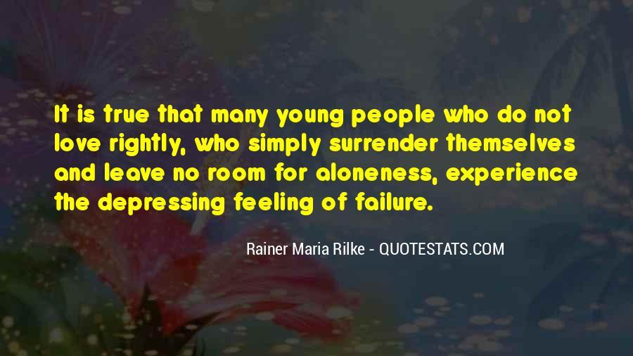 Rainer Maria Rilke Quotes #970899
