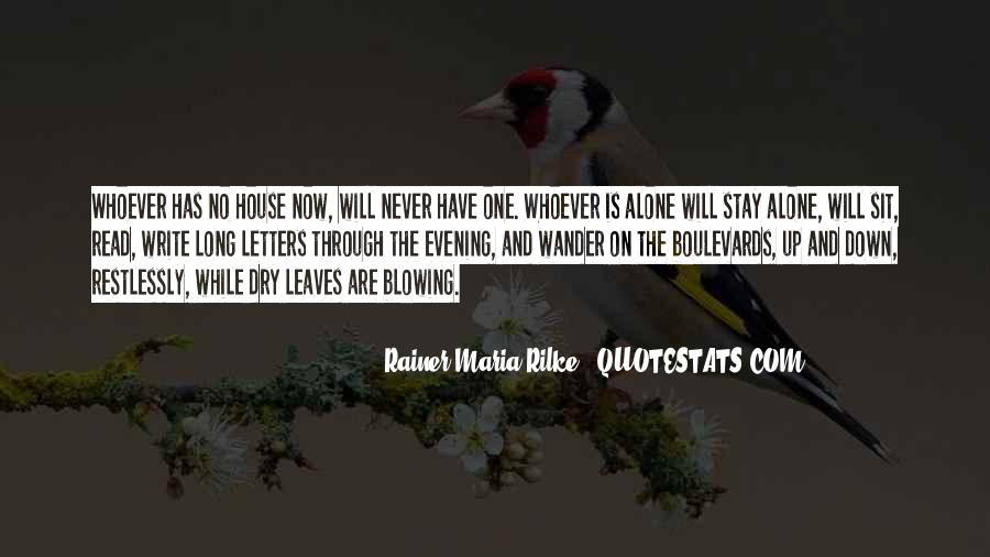 Rainer Maria Rilke Quotes #98028