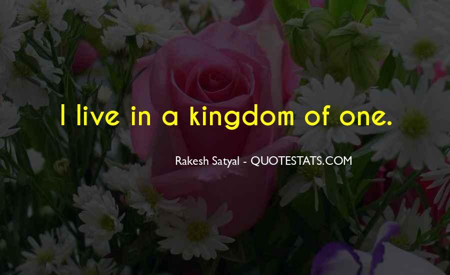 Rakesh Satyal Quotes #166114