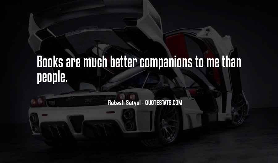 Rakesh Satyal Quotes #1788765