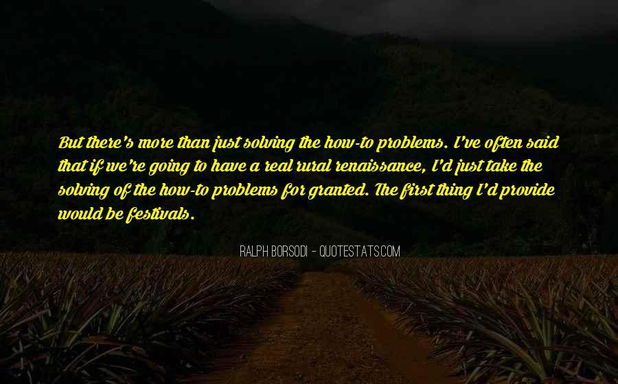 Ralph Borsodi Quotes #298268