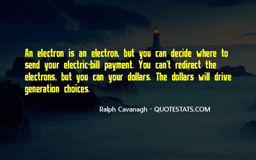 Ralph Cavanagh Quotes #1616768