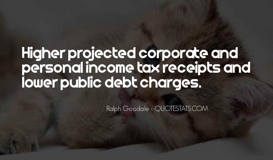 Ralph Goodale Quotes #1577179