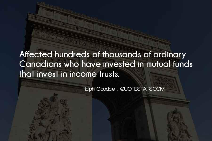 Ralph Goodale Quotes #622889