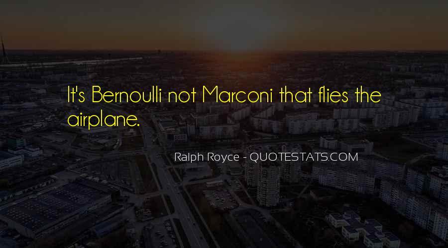Ralph Royce Quotes #439838