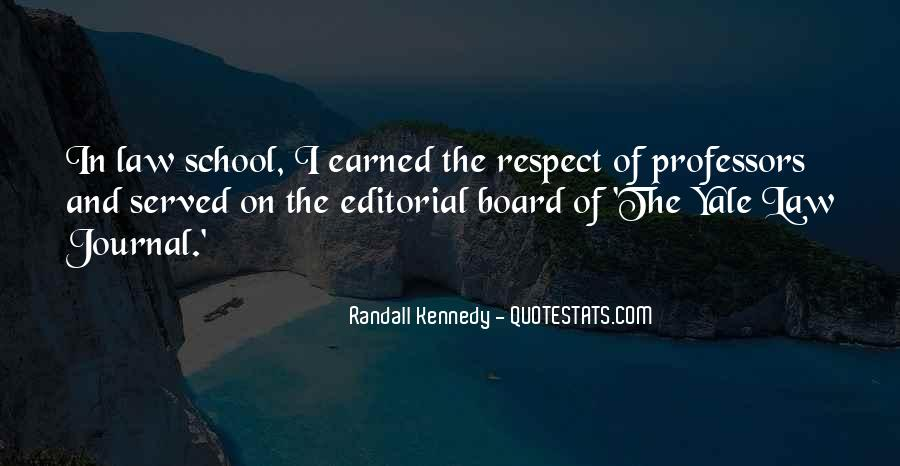 Randall Kennedy Quotes #1276410