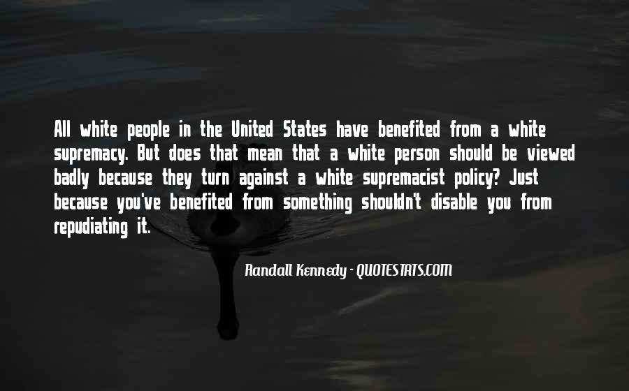 Randall Kennedy Quotes #1770676