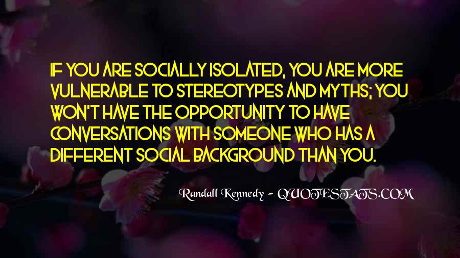 Randall Kennedy Quotes #1834419