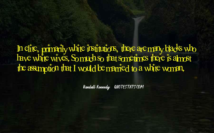 Randall Kennedy Quotes #440141