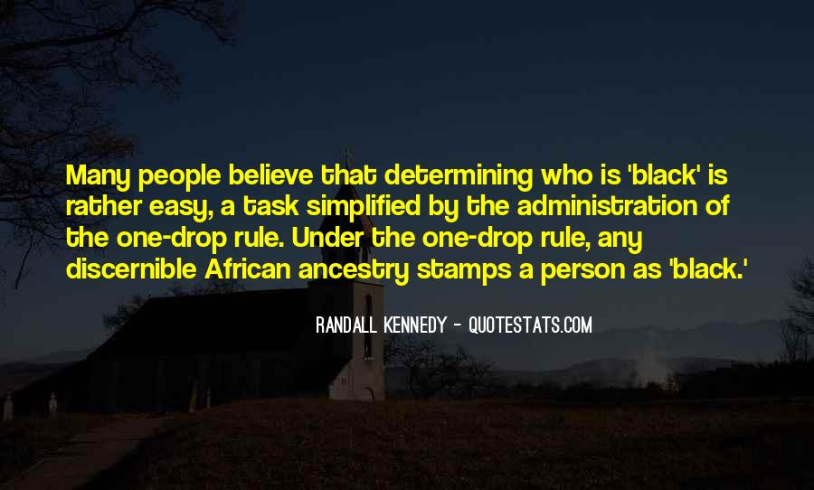Randall Kennedy Quotes #73383