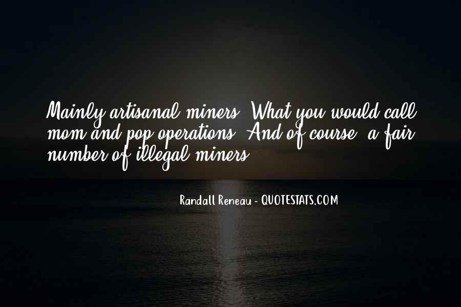 Randall Reneau Quotes #137375