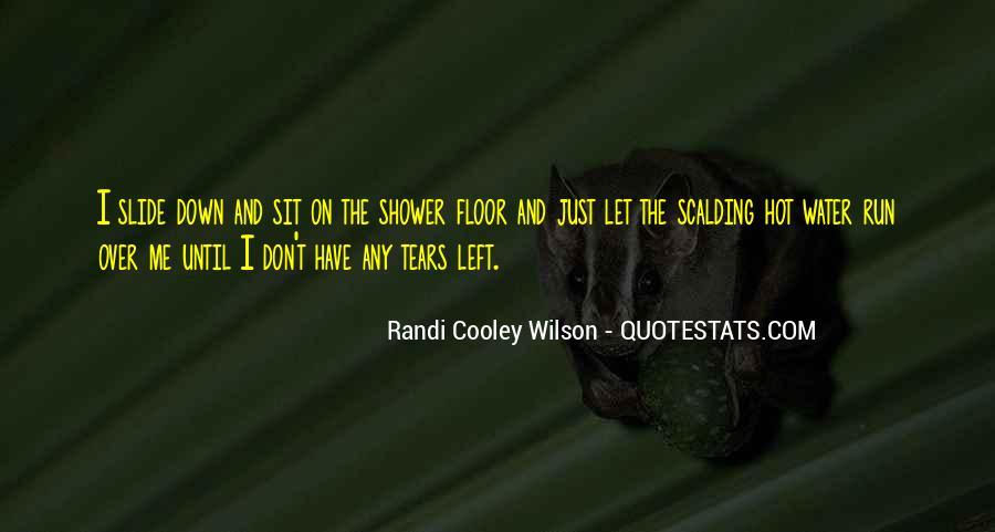 Randi Cooley Wilson Quotes #133096